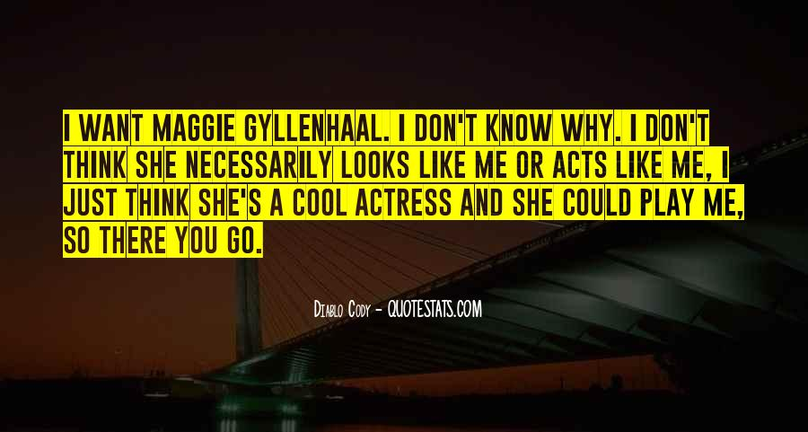 Quotes About Me Cool #154130