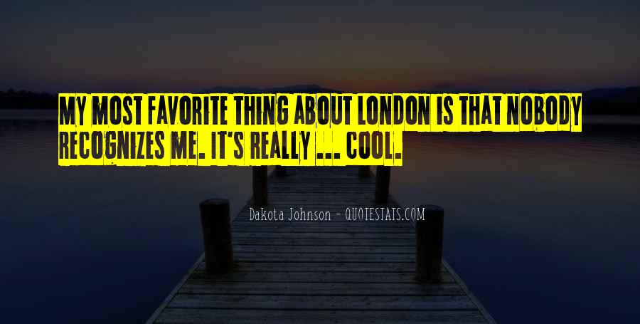 Quotes About Me Cool #183184