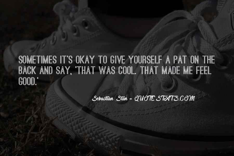 Quotes About Me Cool #231723