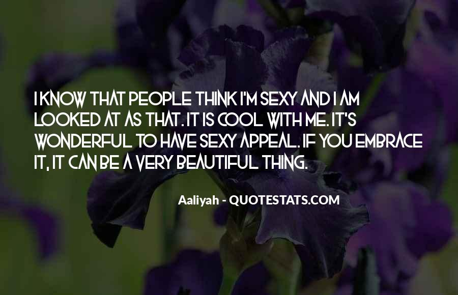 Quotes About Me Cool #94905