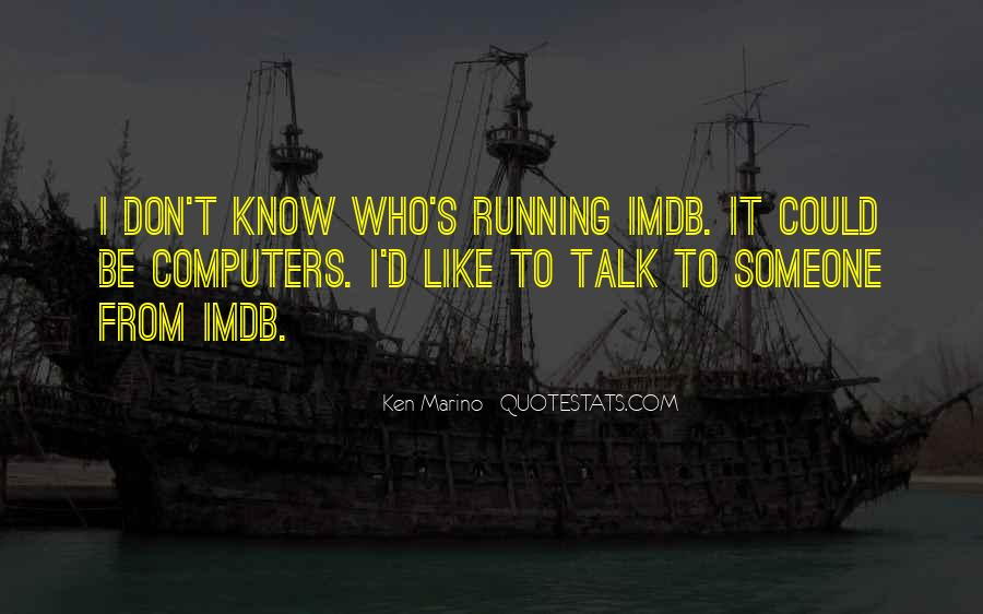 Running's Quotes #41224