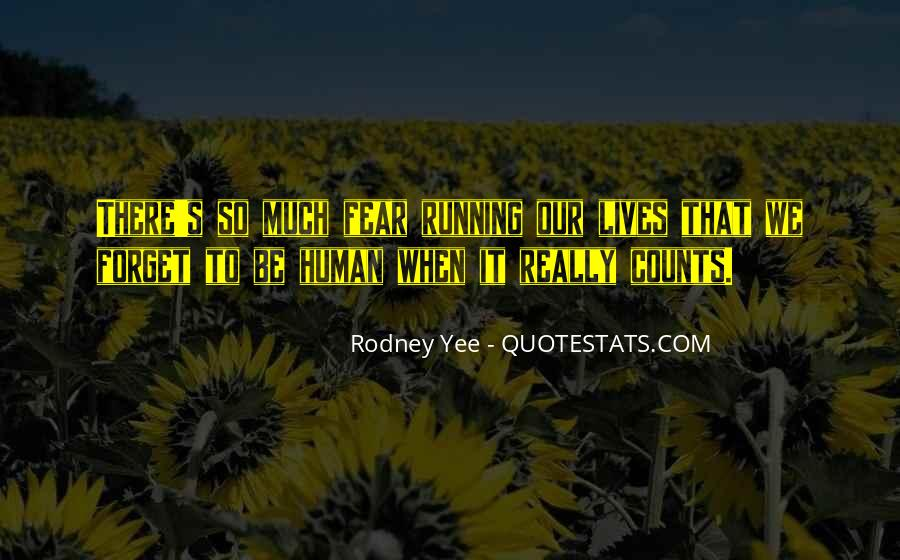 Running's Quotes #46482