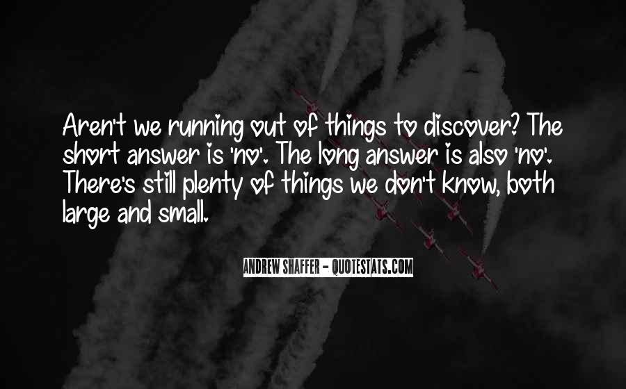 Running's Quotes #64725