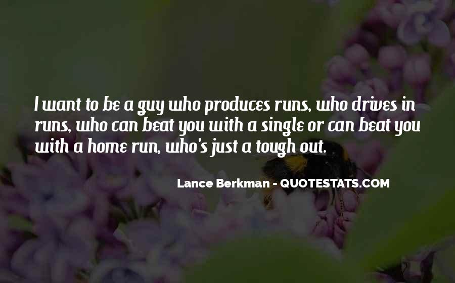 Running's Quotes #86631