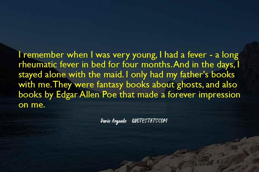 Quotes About Forever Young #366961