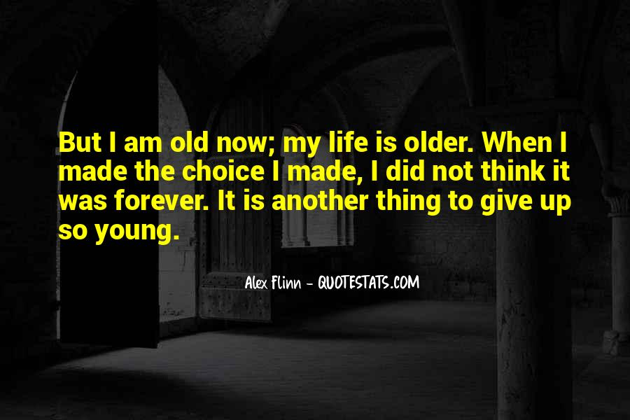 Quotes About Forever Young #372825