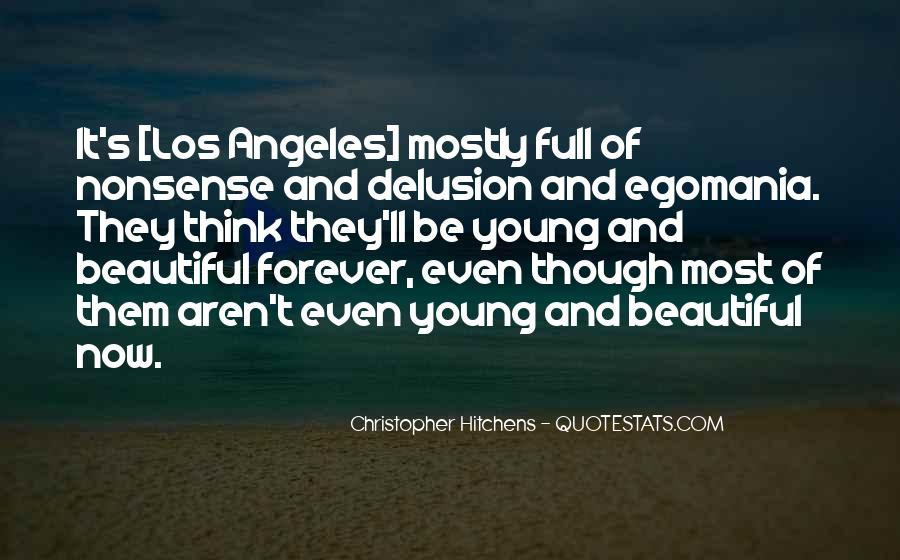 Quotes About Forever Young #459770