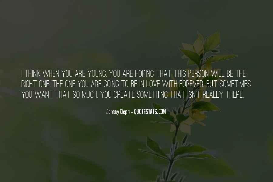 Quotes About Forever Young #519094