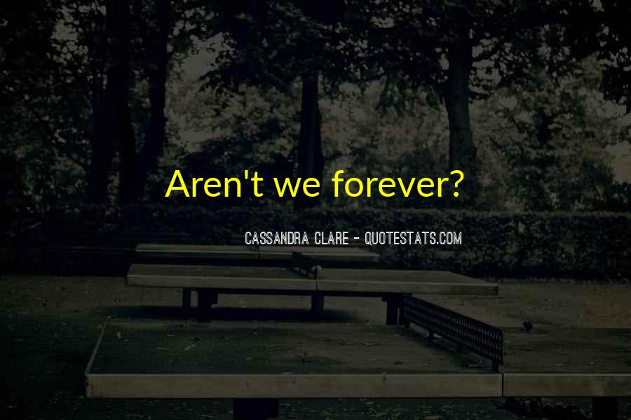 Quotes About Forever Young #52283