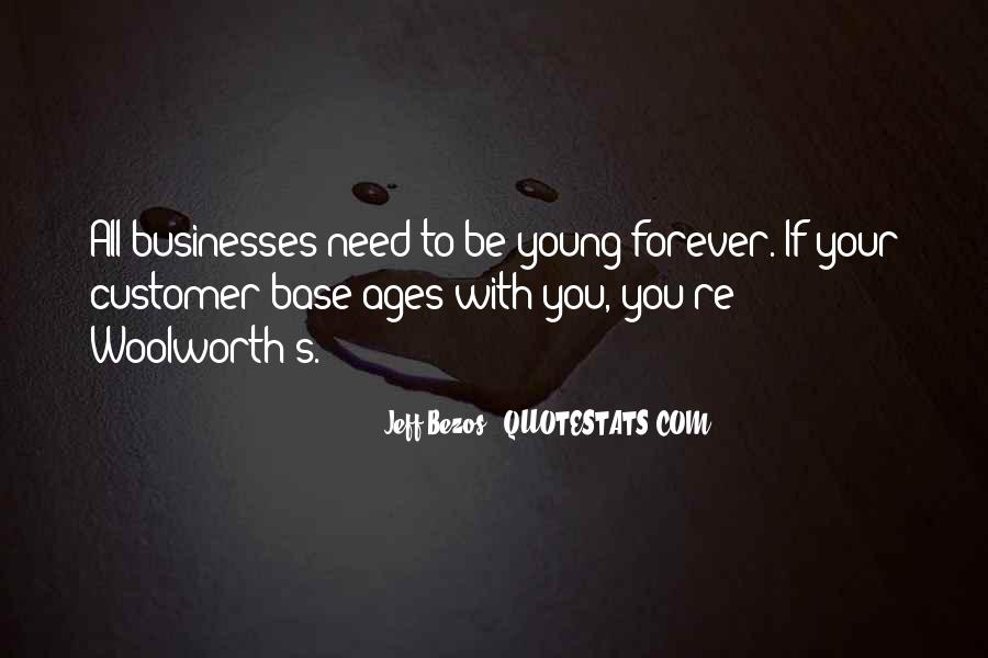 Quotes About Forever Young #841518