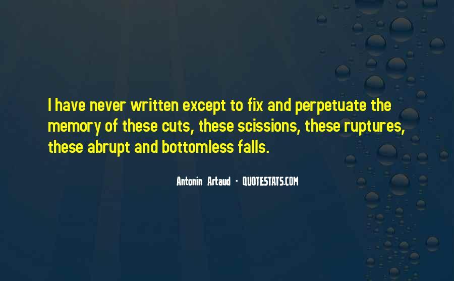 Ruptures Quotes #1528111