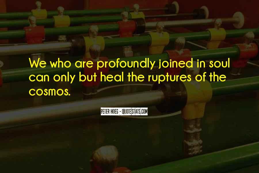 Ruptures Quotes #378603