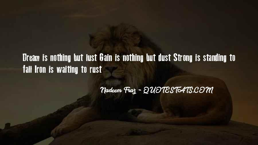 Rust's Quotes #111134