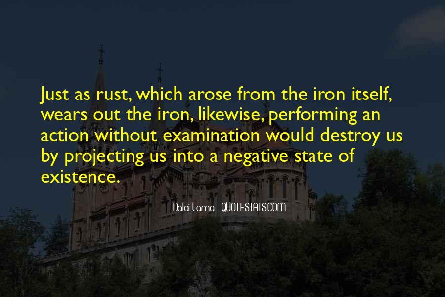 Rust's Quotes #129505