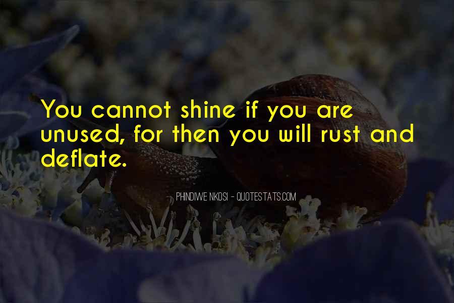 Rust's Quotes #135045