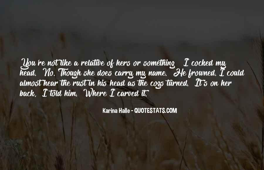 Rust's Quotes #1412320