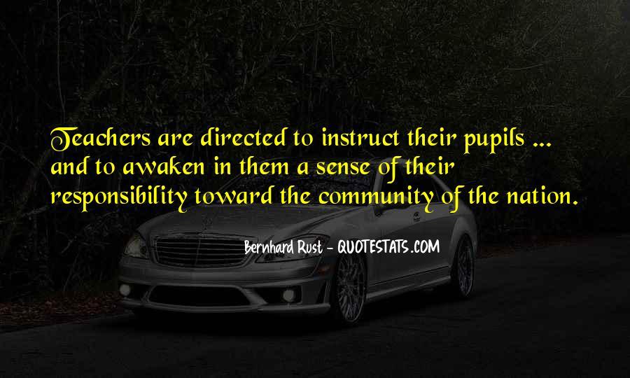 Rust's Quotes #396743