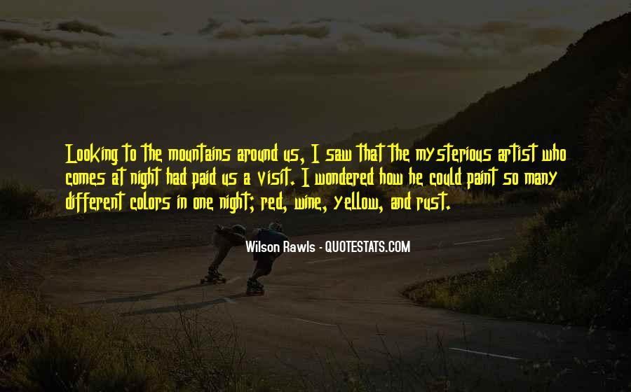 Rust's Quotes #41077