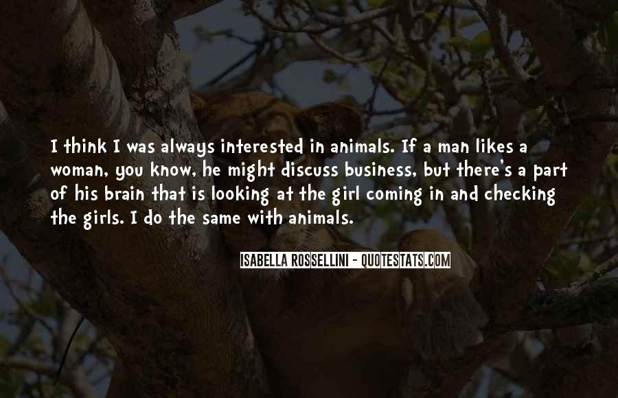 Quotes About Man And Animals #534101