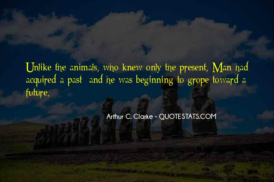 Quotes About Man And Animals #658334