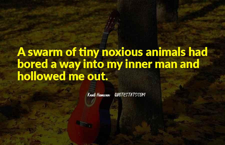 Quotes About Man And Animals #704478