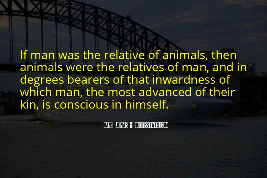 Quotes About Man And Animals #712476