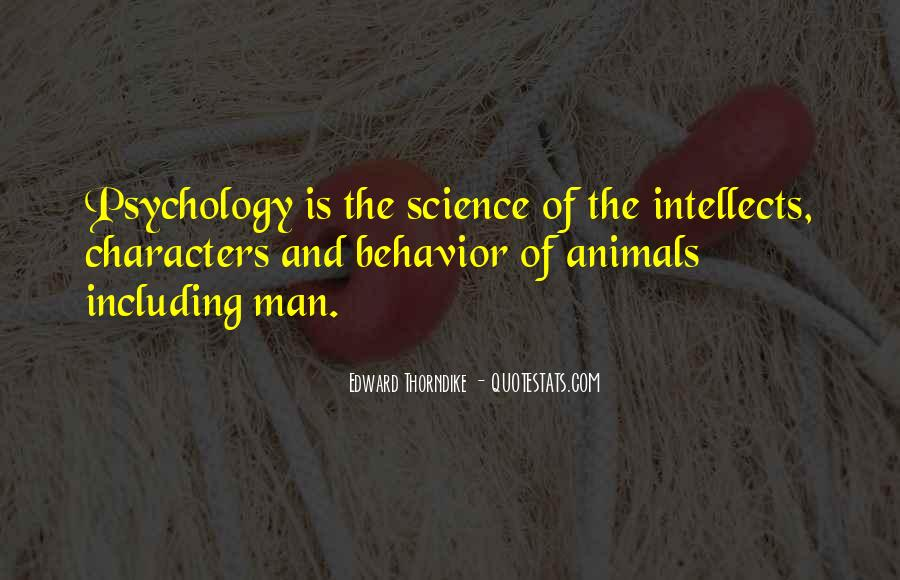 Quotes About Man And Animals #727030