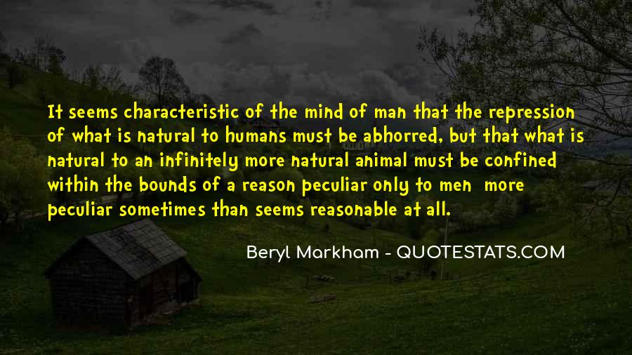 Quotes About Man And Animals #754298