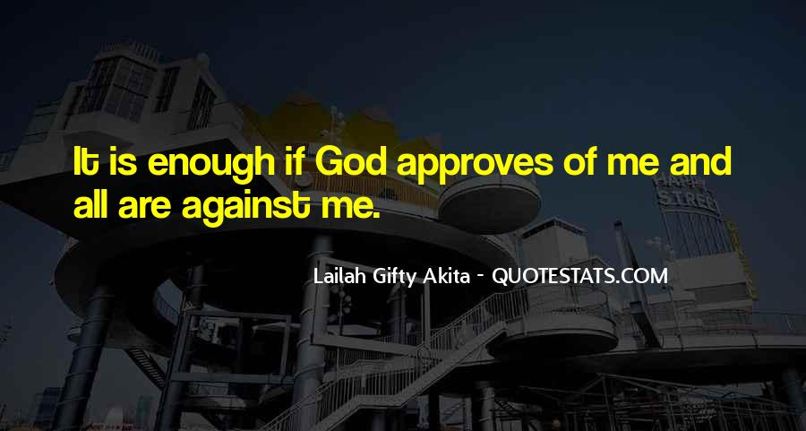 Quotes About Against Love #14903
