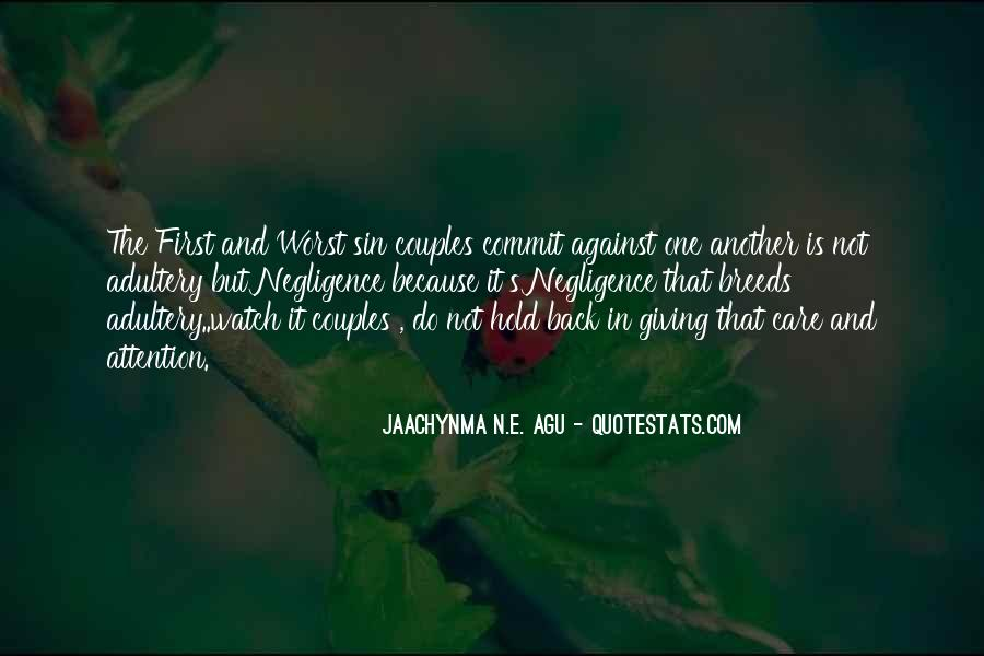 Quotes About Against Love #41712