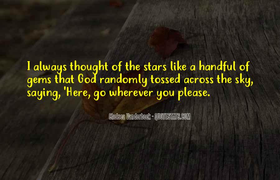 Quotes About The Night Sky #165289