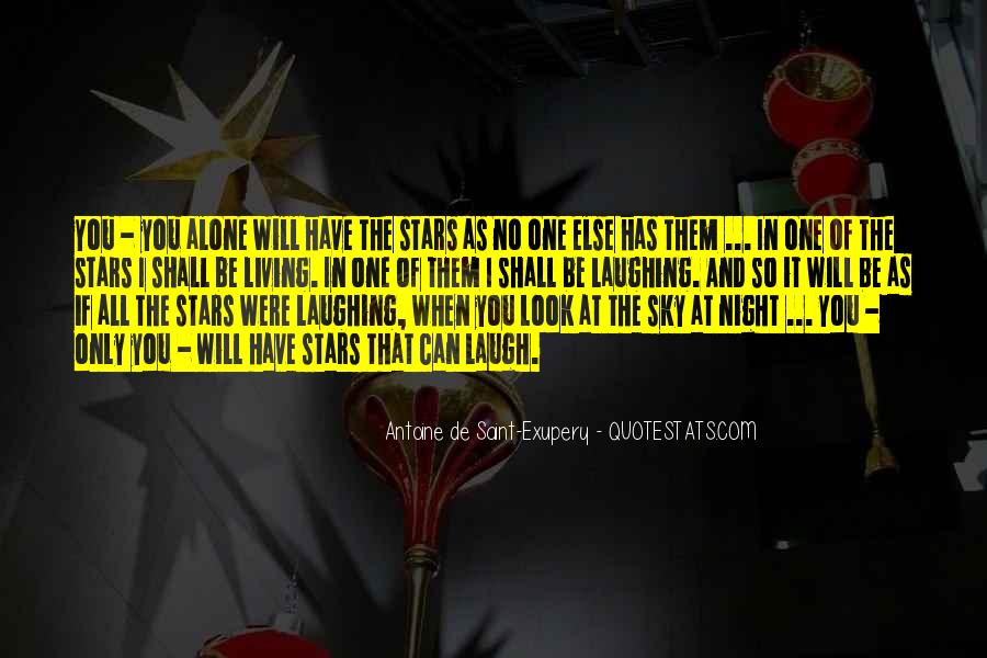 Quotes About The Night Sky #181897