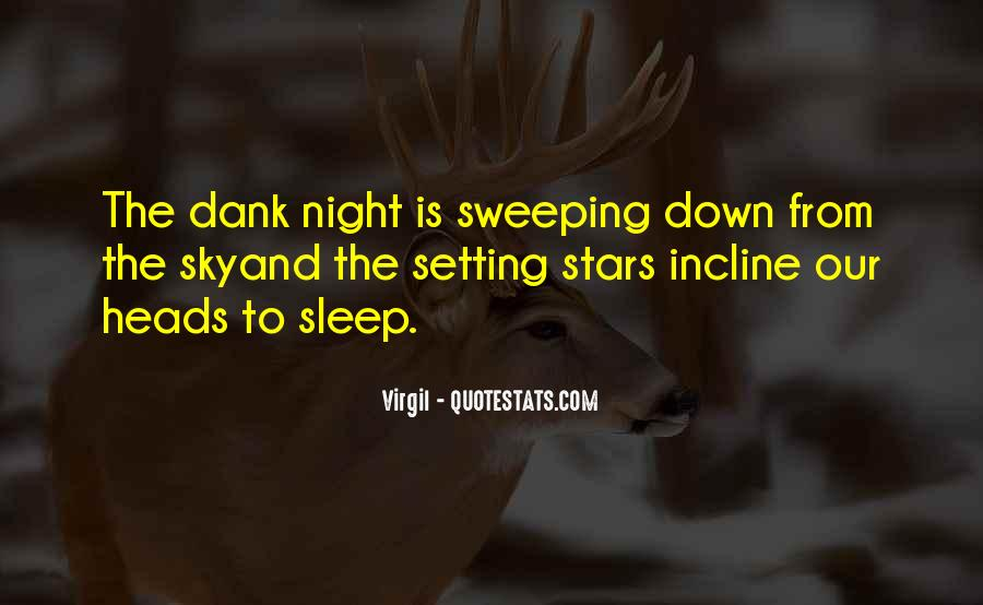 Quotes About The Night Sky #216575