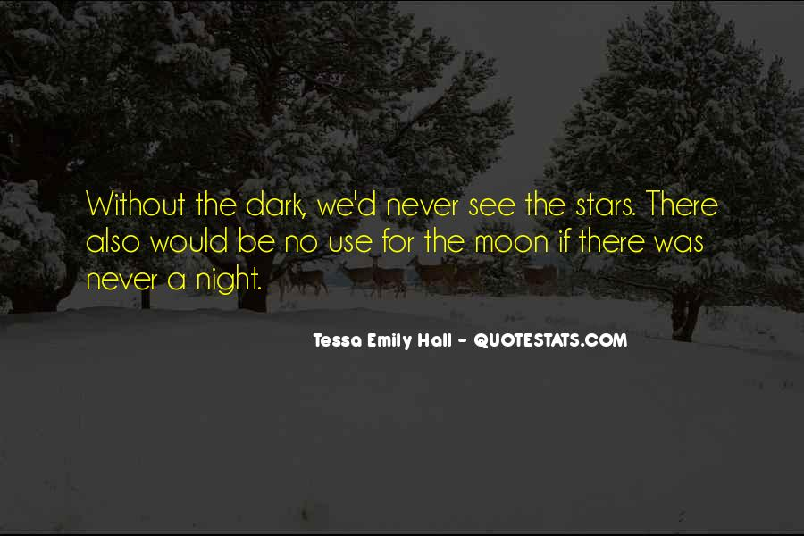 Quotes About The Night Sky #237165