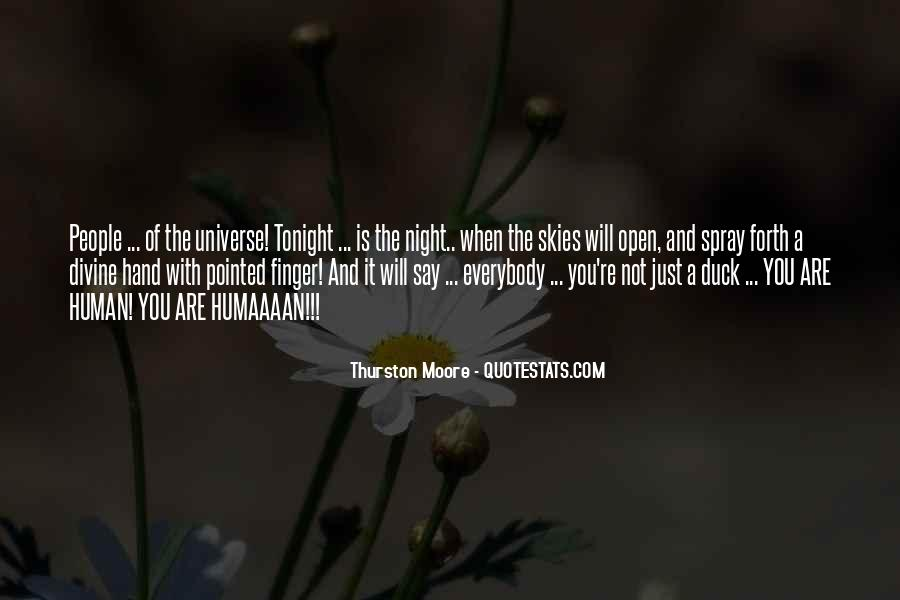 Quotes About The Night Sky #257926