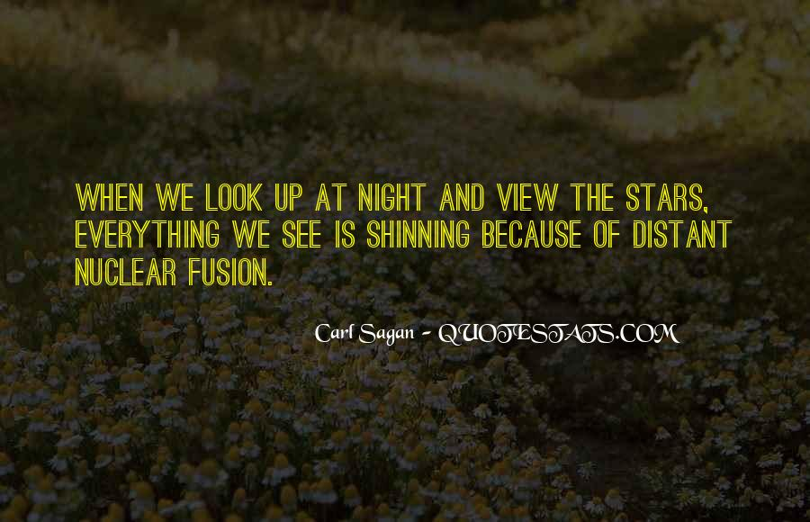 Quotes About The Night Sky #26047