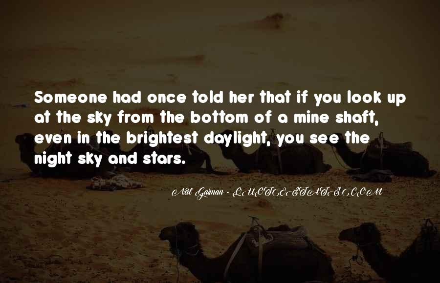 Quotes About The Night Sky #300158