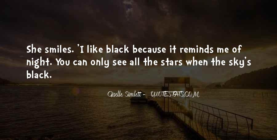 Quotes About The Night Sky #39780