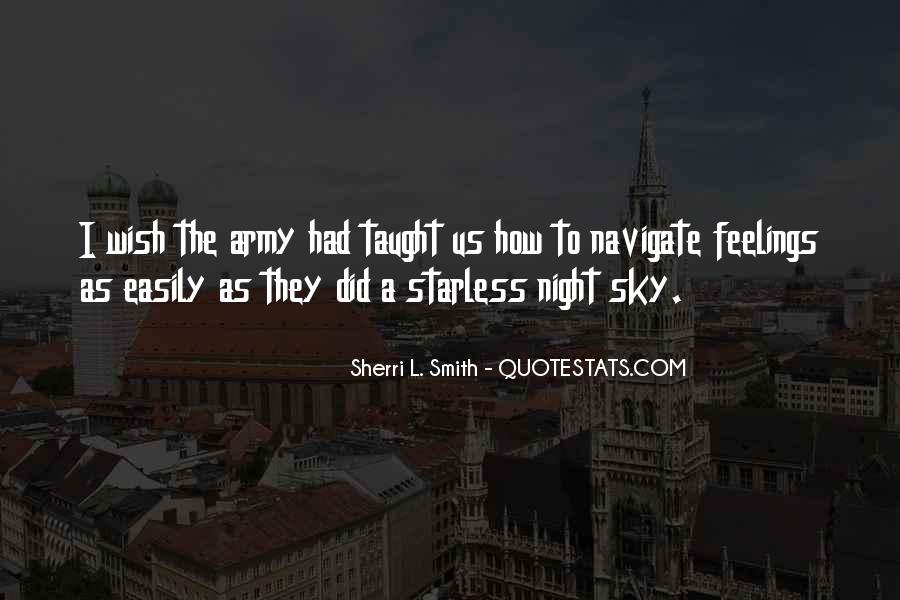 Quotes About The Night Sky #44422