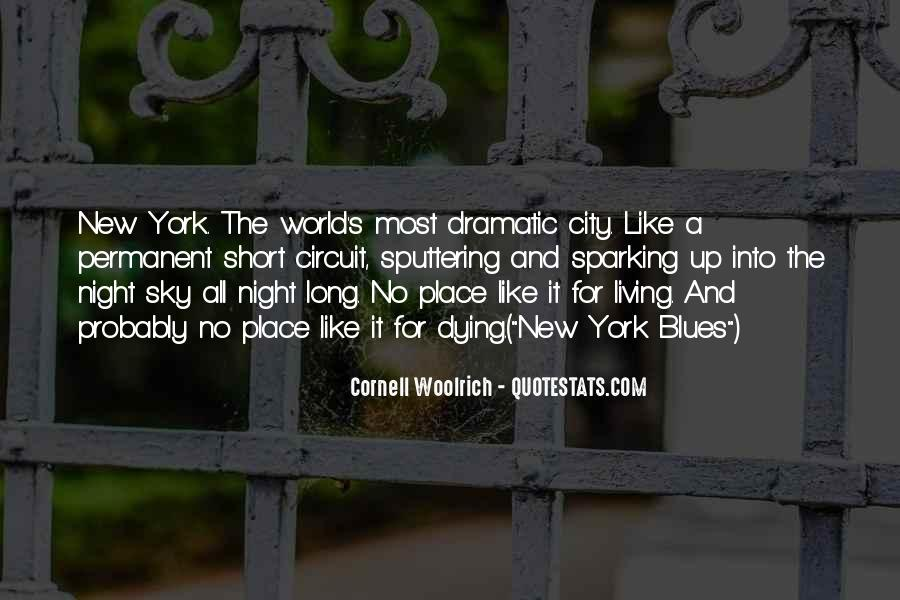 Quotes About The Night Sky #81760