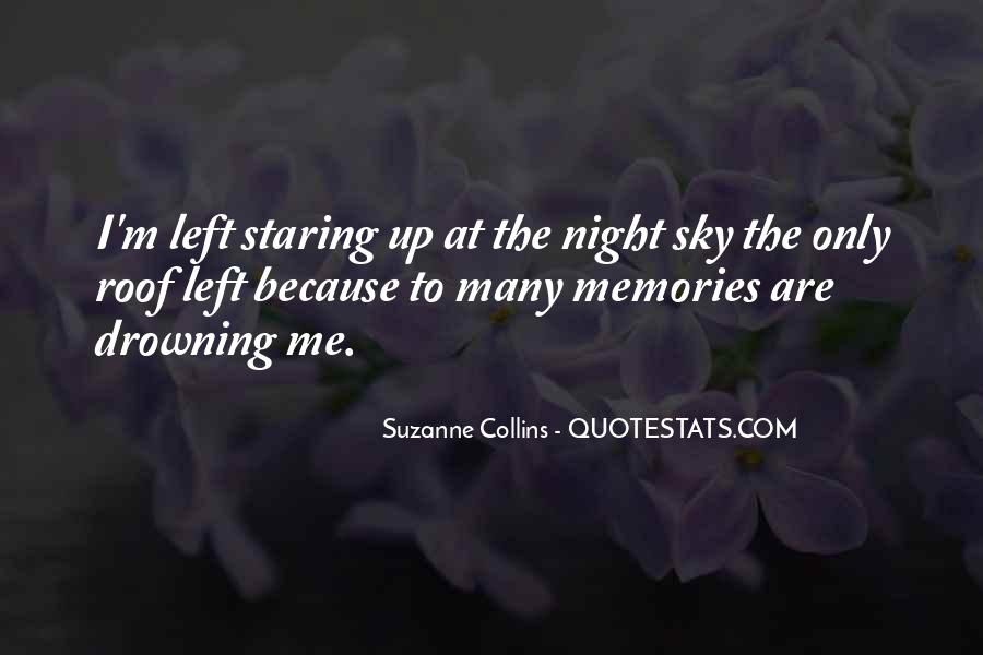 Quotes About The Night Sky #97880