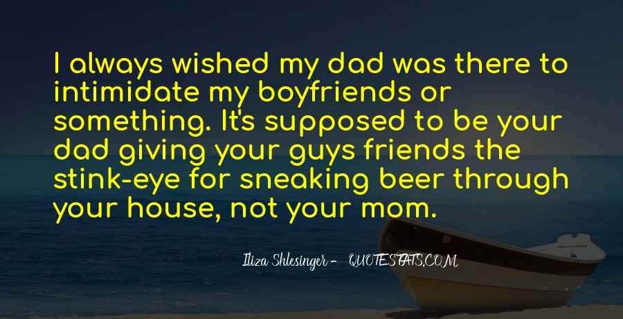 Quotes About Boyfriends Mom #1210303