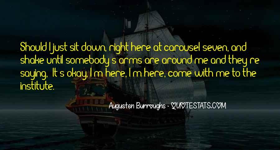 S'okay Quotes #13076