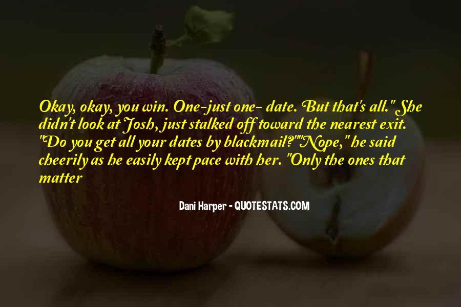 S'okay Quotes #20772