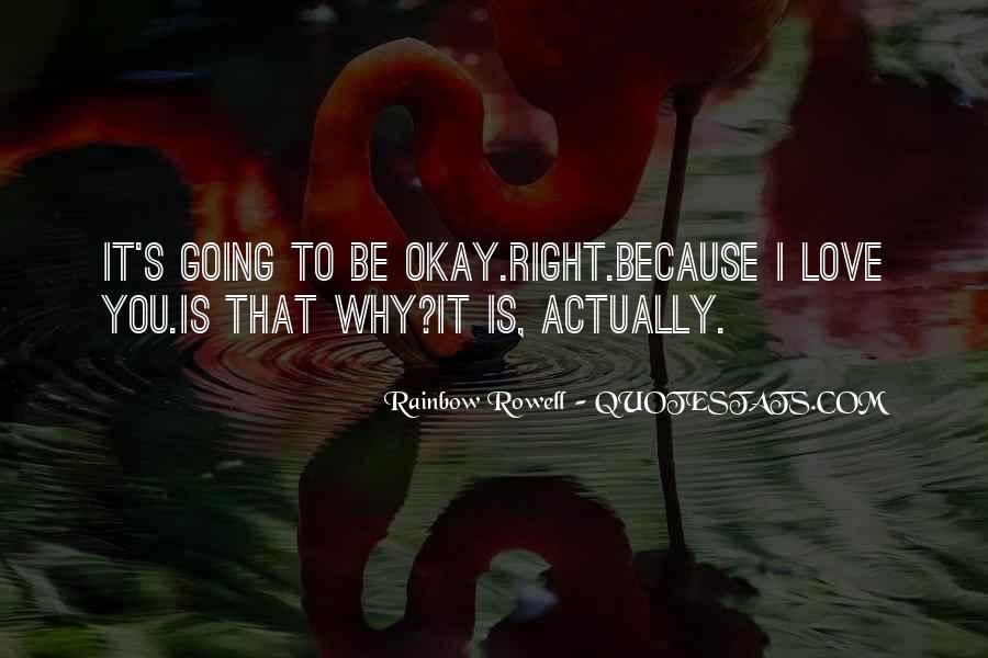 S'okay Quotes #33351
