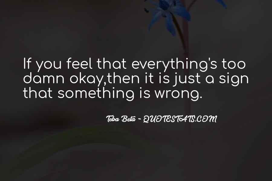 S'okay Quotes #3429
