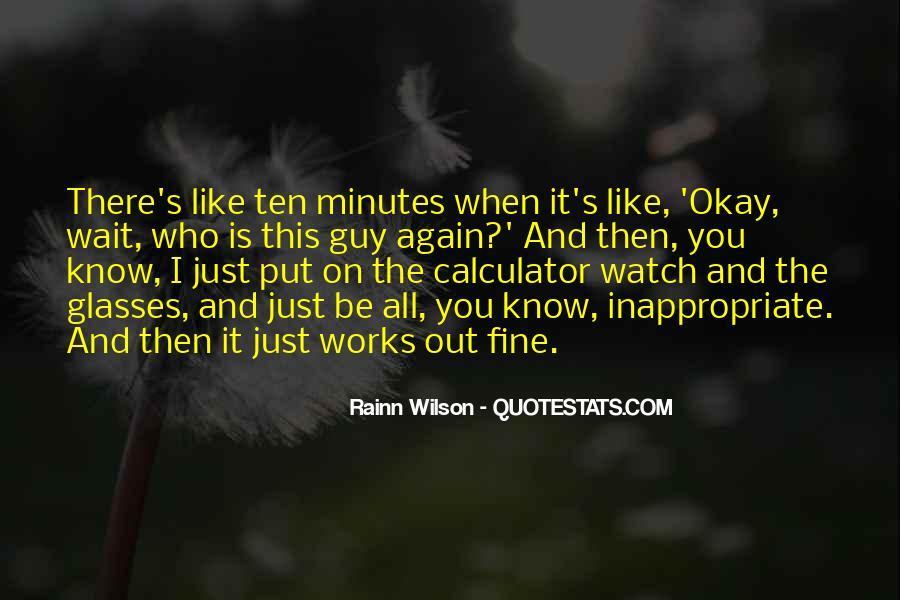 S'okay Quotes #49012