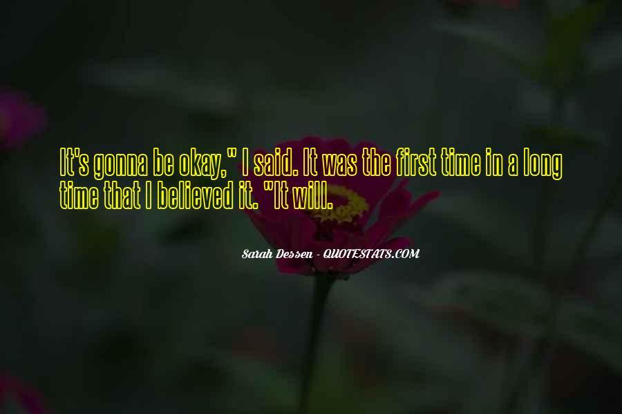 S'okay Quotes #64512