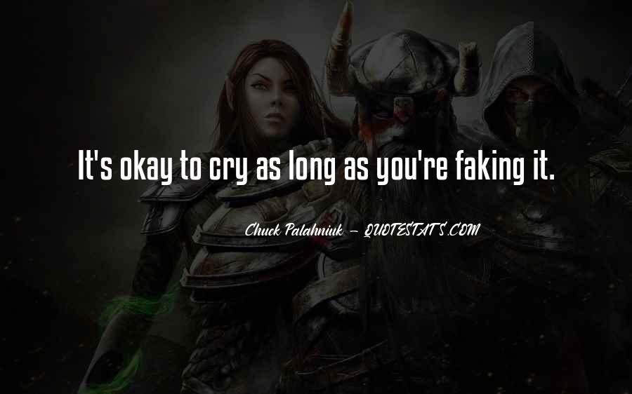 S'okay Quotes #70559