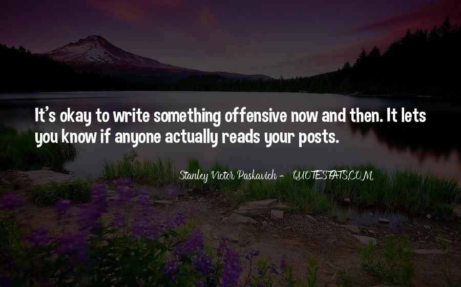 S'okay Quotes #81273